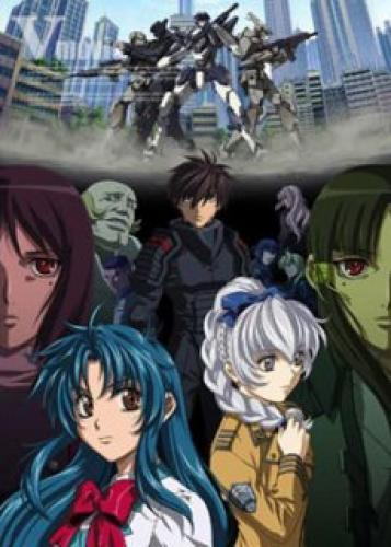 Full Metal Panic! The Second Raid next episode air date poster