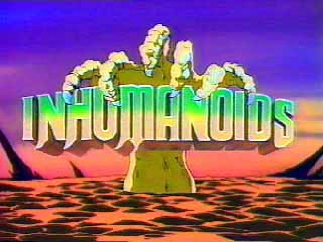 Inhumanoids next episode air date poster