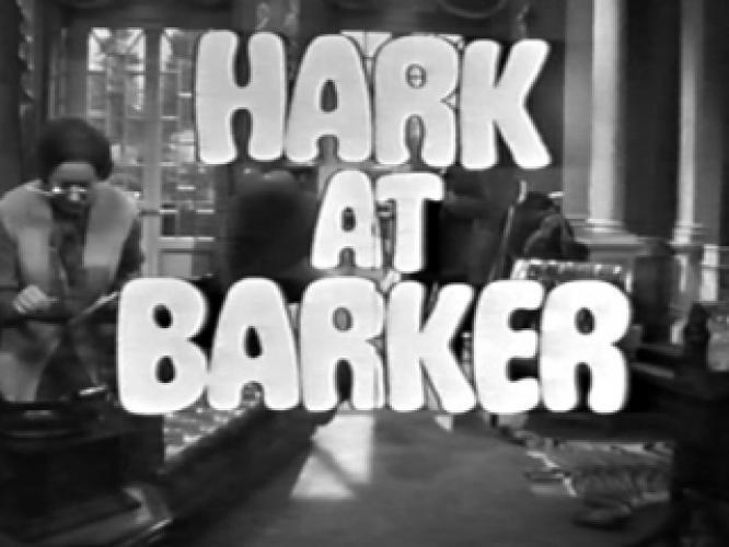 Hark At Barker next episode air date poster