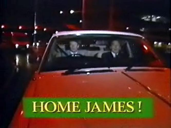 Home James! next episode air date poster