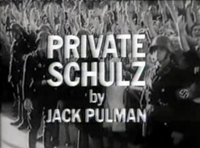 Private Schulz next episode air date poster