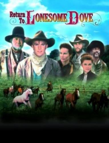 Return to Lonesome Dove next episode air date poster