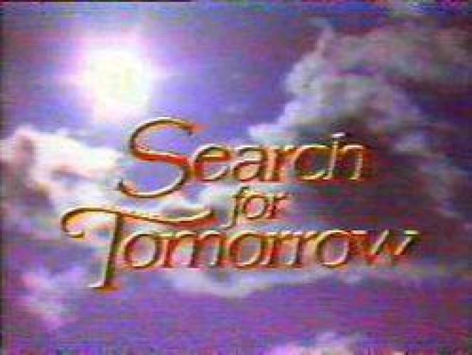 Search for Tomorrow next episode air date poster