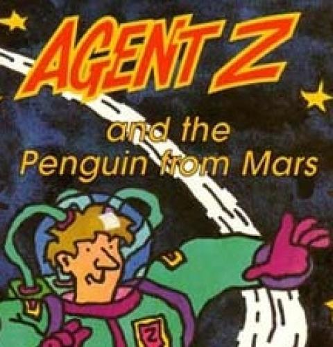 Agent Z and the Penguin From Mars next episode air date poster