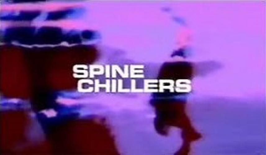 Spine Chillers next episode air date poster