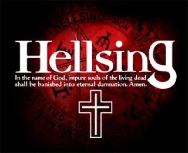 Hellsing next episode air date poster