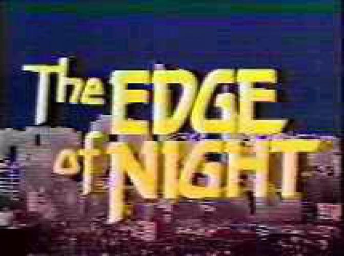 The Edge of Night next episode air date poster