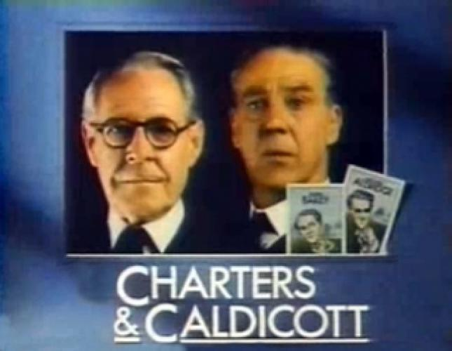 Charters And Caldicott next episode air date poster