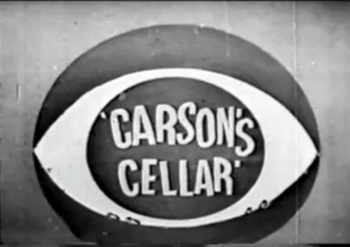 Carson's Cellar next episode air date poster