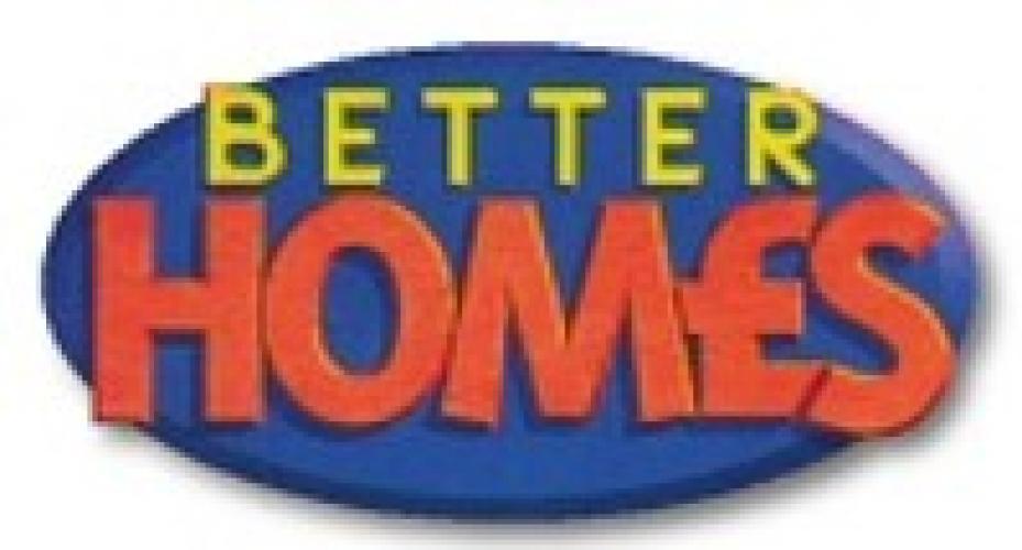 Carol Vorderman's Better Homes next episode air date poster