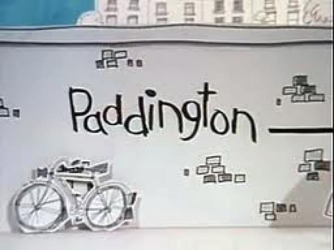 Paddington Bear next episode air date poster