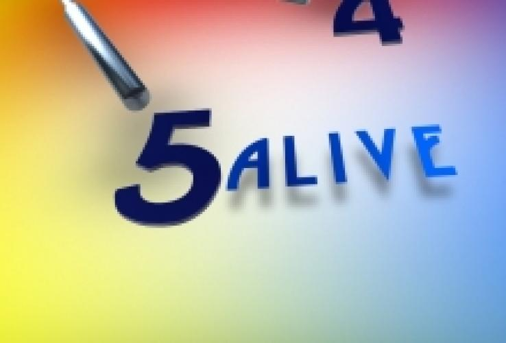 Five Alive next episode air date poster