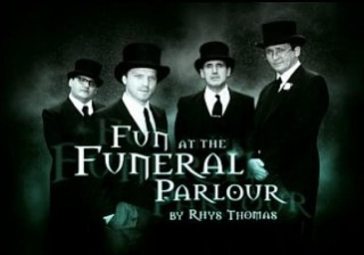 Fun At The Funeral Parlour next episode air date poster