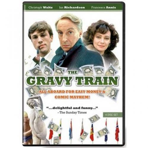 The Gravy Train next episode air date poster