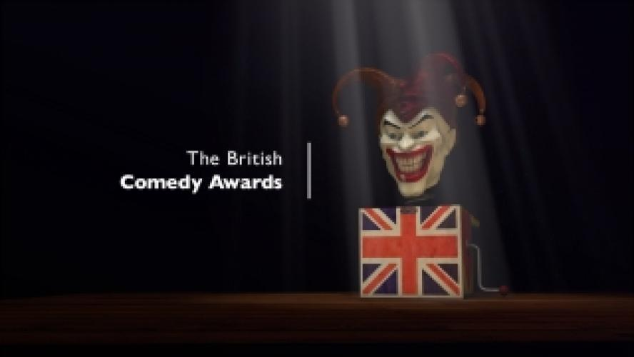 British Comedy Awards next episode air date poster