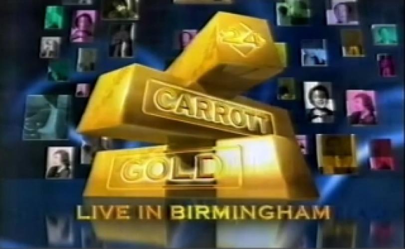 24 Carrott Gold next episode air date poster