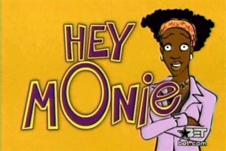 Hey Monie! next episode air date poster