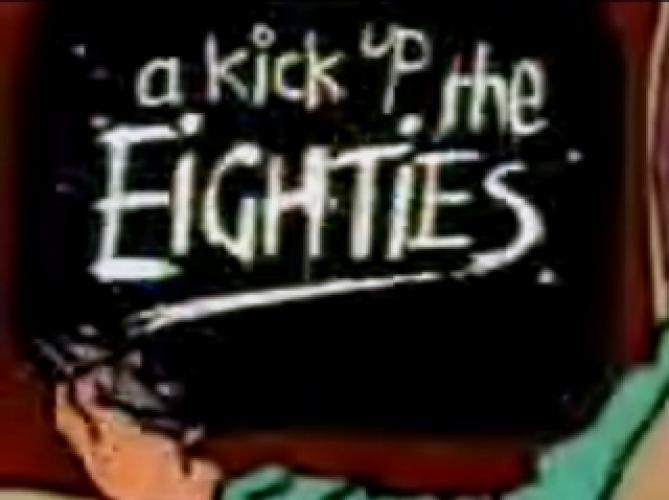 A Kick Up the Eighties next episode air date poster
