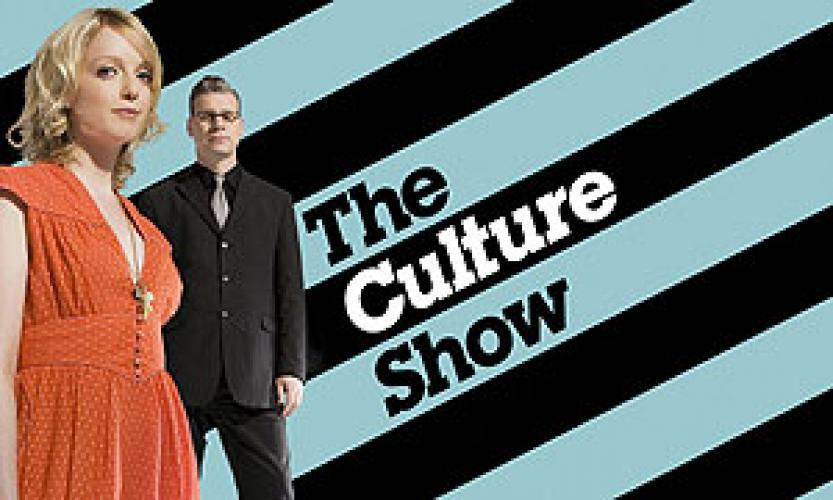 The Culture Show next episode air date poster