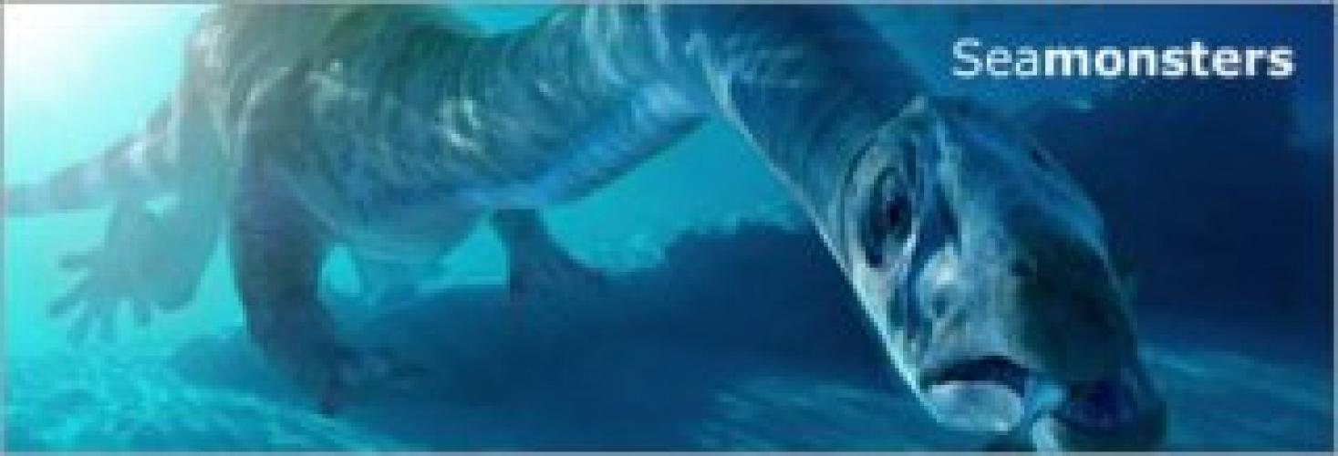 Sea Monsters: A Walking with Dinosaurs Trilogy next episode air date poster