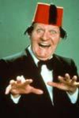 It's Tommy Cooper next episode air date poster