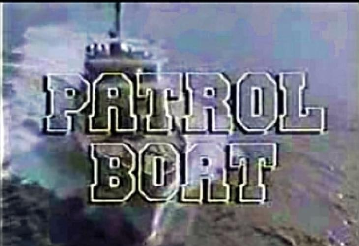 Patrol Boat next episode air date poster