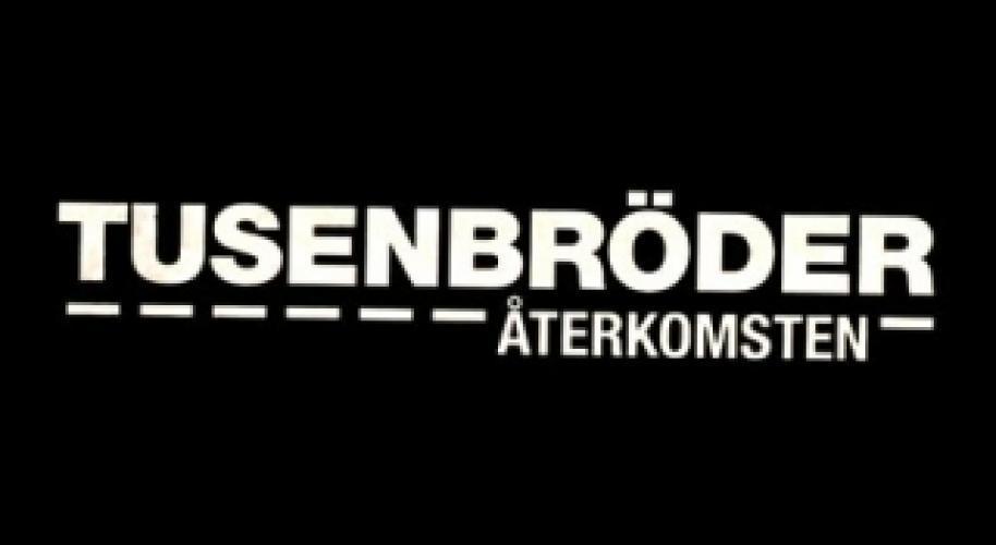 Tusenbröder next episode air date poster