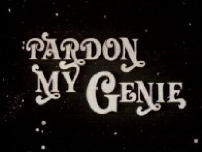 Pardon My Genie next episode air date poster