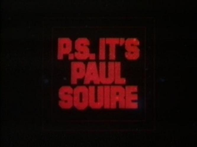 PS It's Paul Squire next episode air date poster