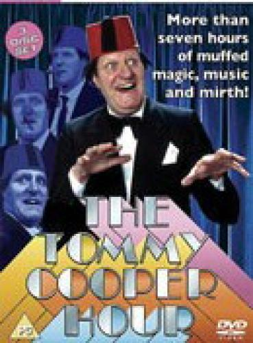 The Tommy Cooper Hour next episode air date poster