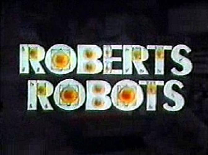Robert's Robots next episode air date poster