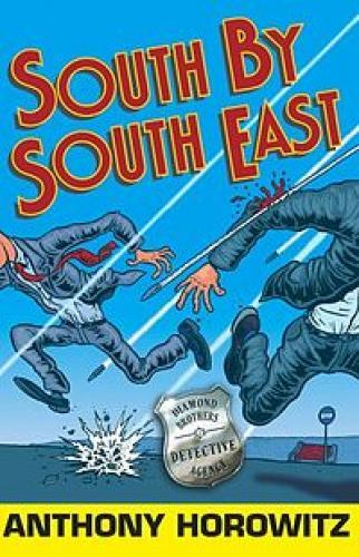 The Diamond Brothers - South By South-East next episode air date poster