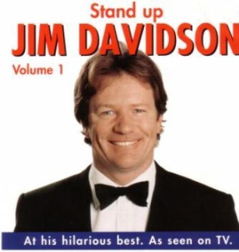 Stand Up Jim Davidson next episode air date poster