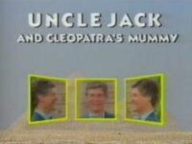 Uncle Jack... next episode air date poster