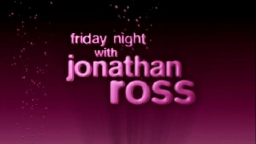 Tonight with Jonathan Ross next episode air date poster