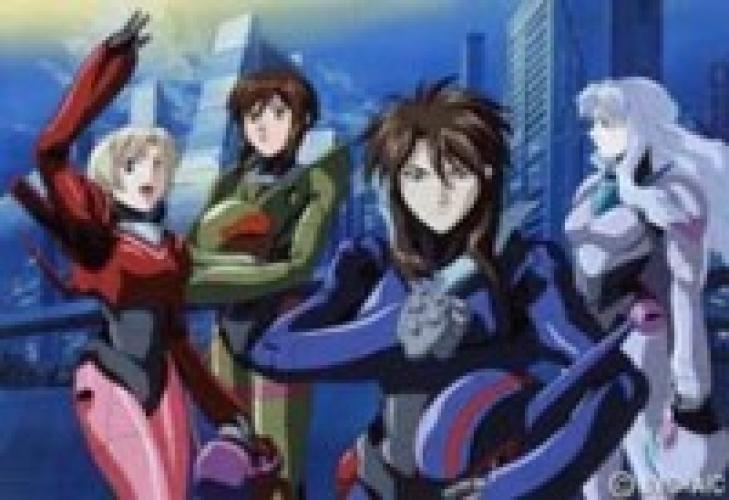 Bubblegum Crisis: Tokyo 2040 (JP) next episode air date poster
