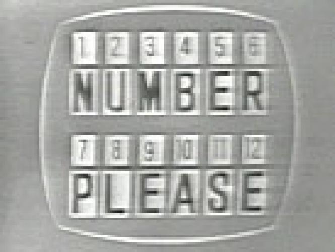 Number Please next episode air date poster