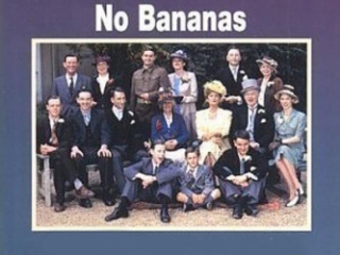 No Bananas next episode air date poster