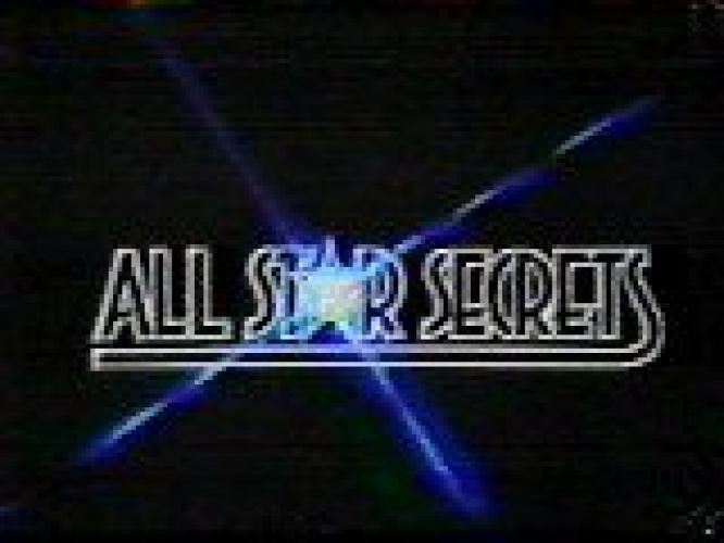 All Star Secrets next episode air date poster