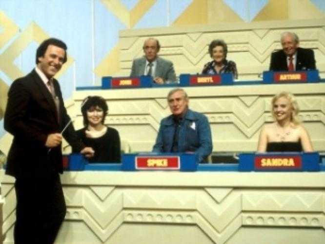 Blankety Blank next episode air date poster