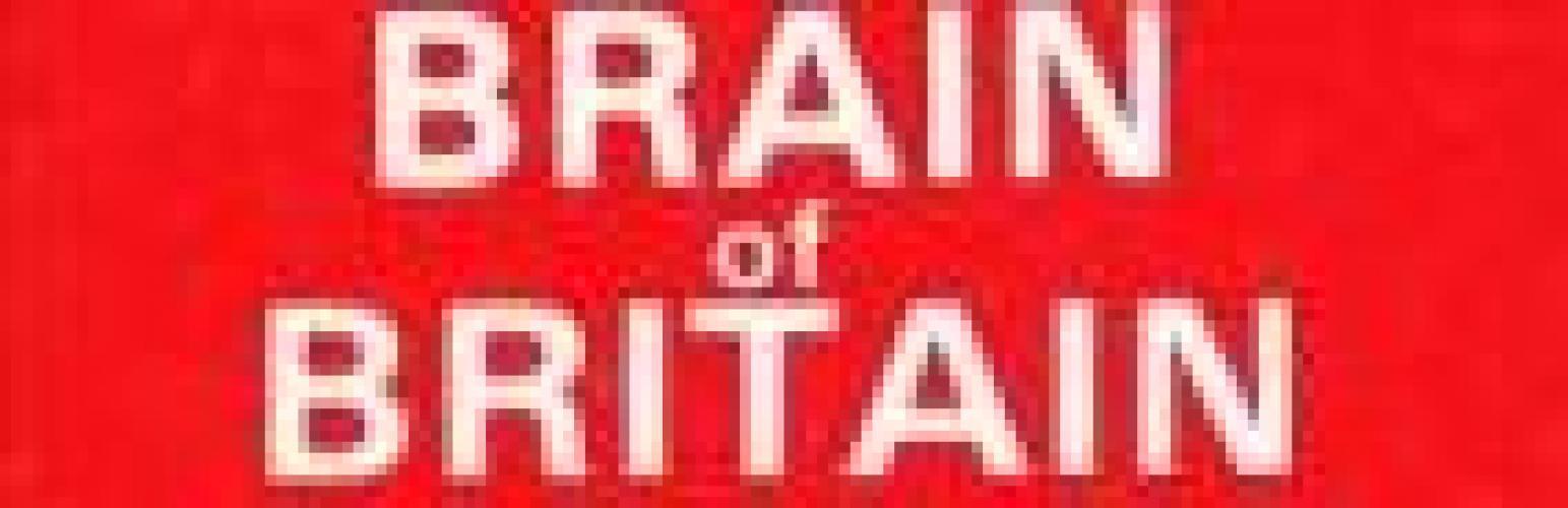 Brain Of Britain next episode air date poster