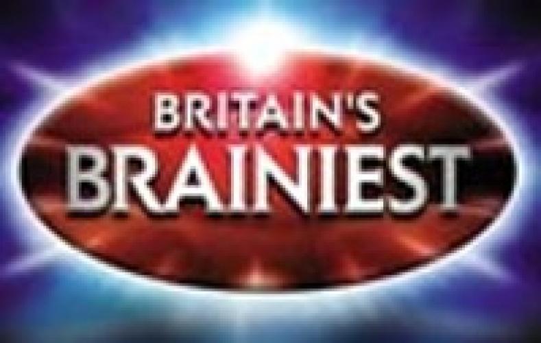 Britain's Brainiest next episode air date poster