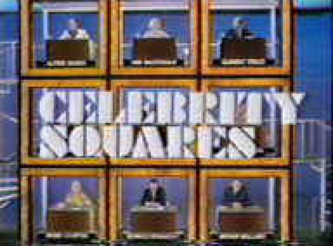 Celebrity Squares (UK) next episode air date poster
