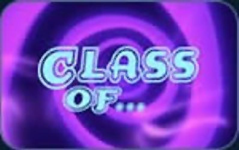 Class of... next episode air date poster