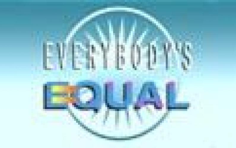 Everybody's Equal next episode air date poster