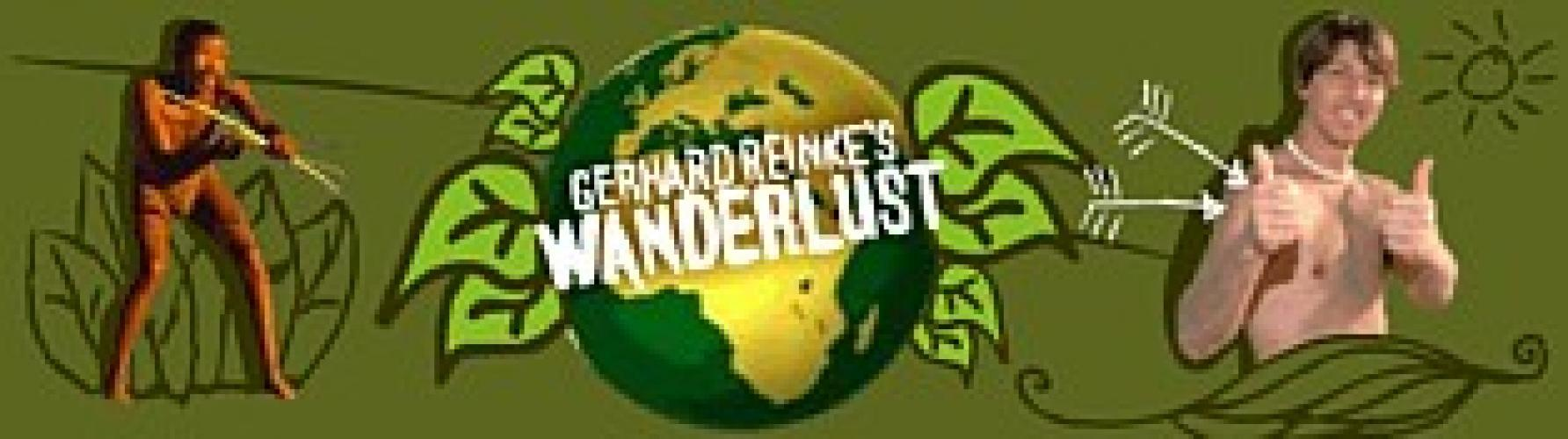 Gerhard Reinke's Wanderlust next episode air date poster