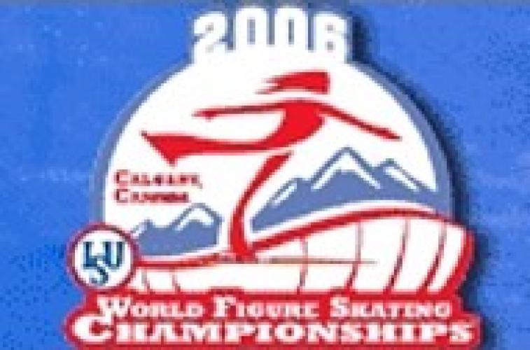 ISU World Figure Skating Championships 2006 next episode air date poster