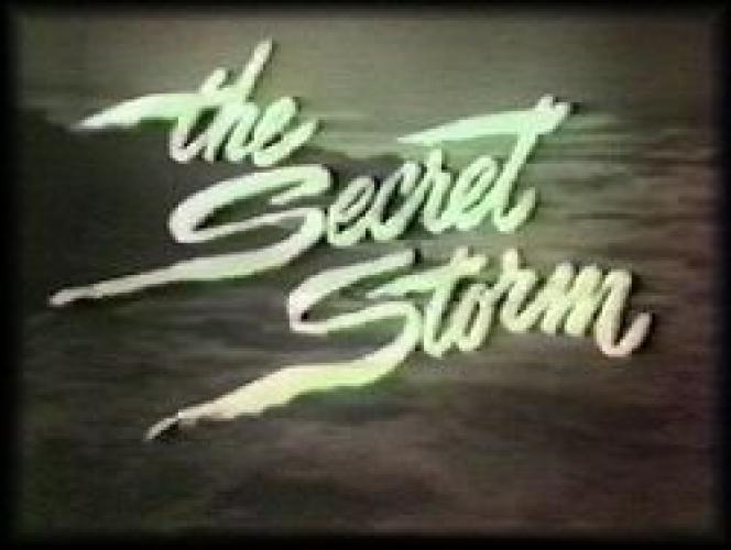 The Secret Storm next episode air date poster
