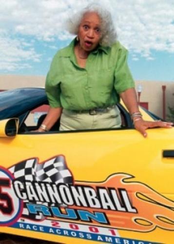Cannonball Run 2001: Race Across America next episode air date poster