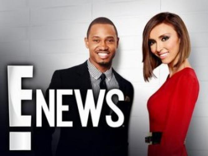 E! News next episode air date poster